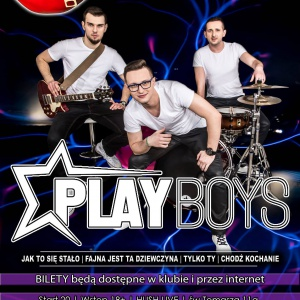 PLAY BOYS w Hush Live I 06.10.2017